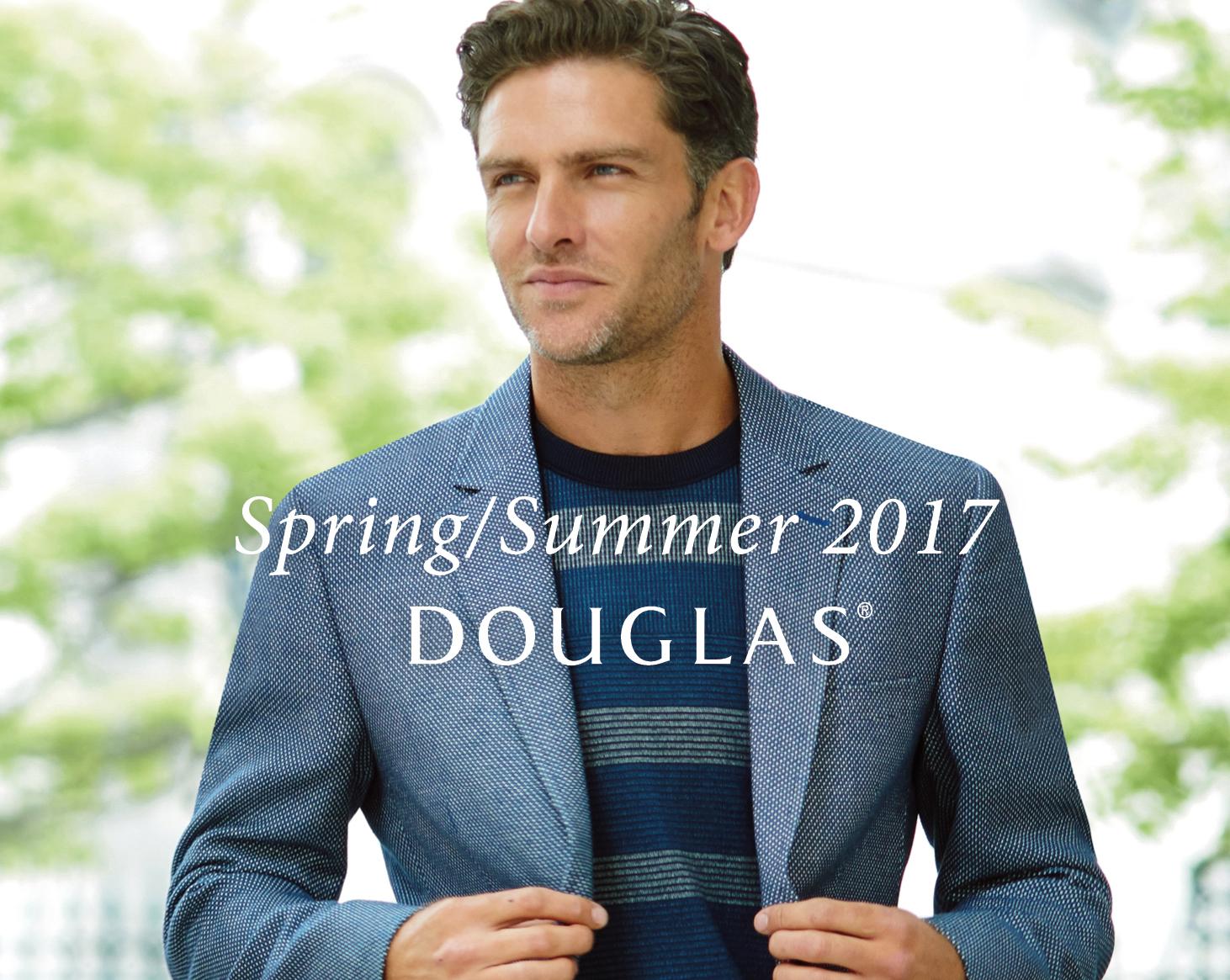 Douglas Menswear SS17