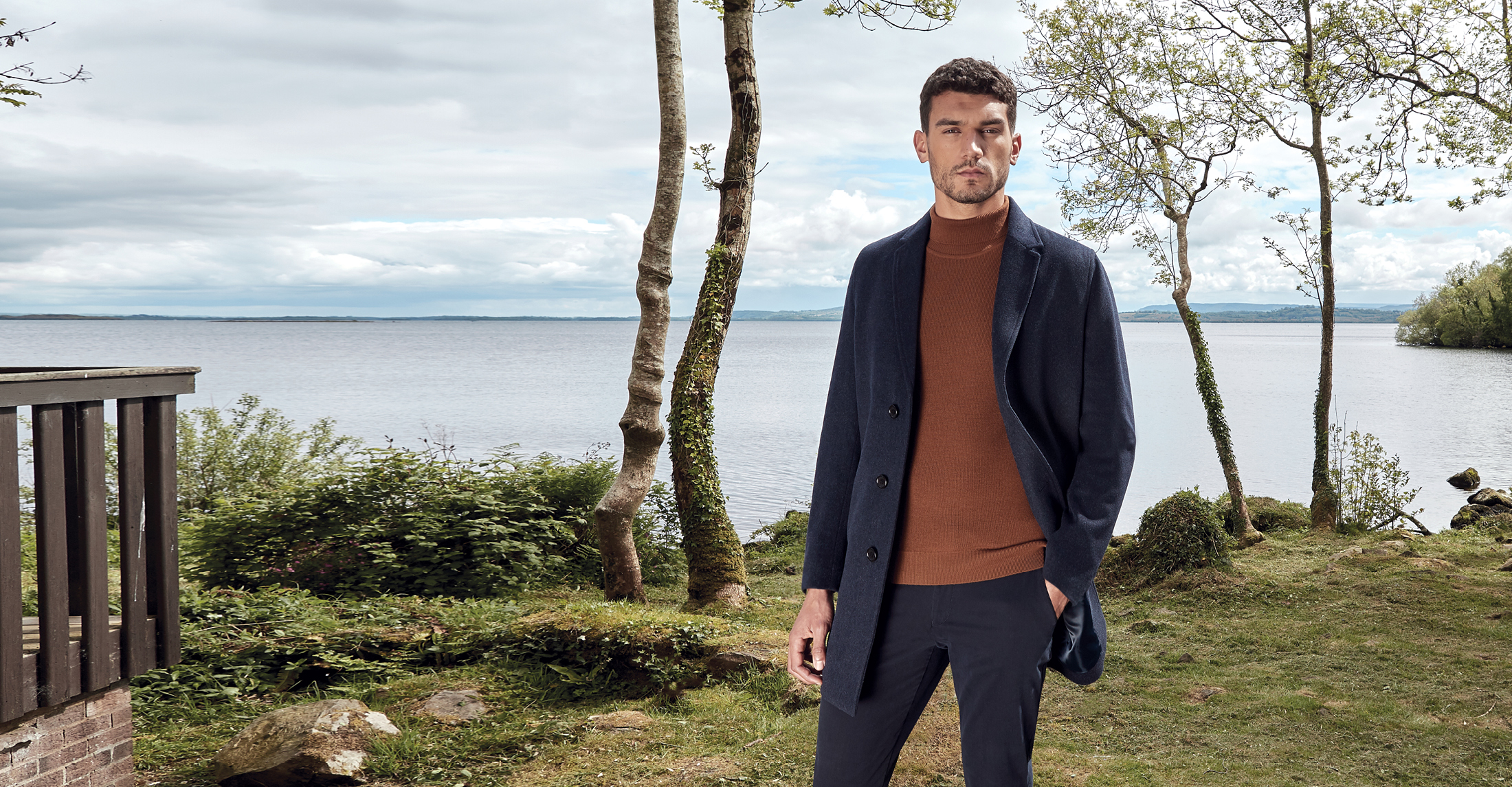 douglas autumn winter menswear