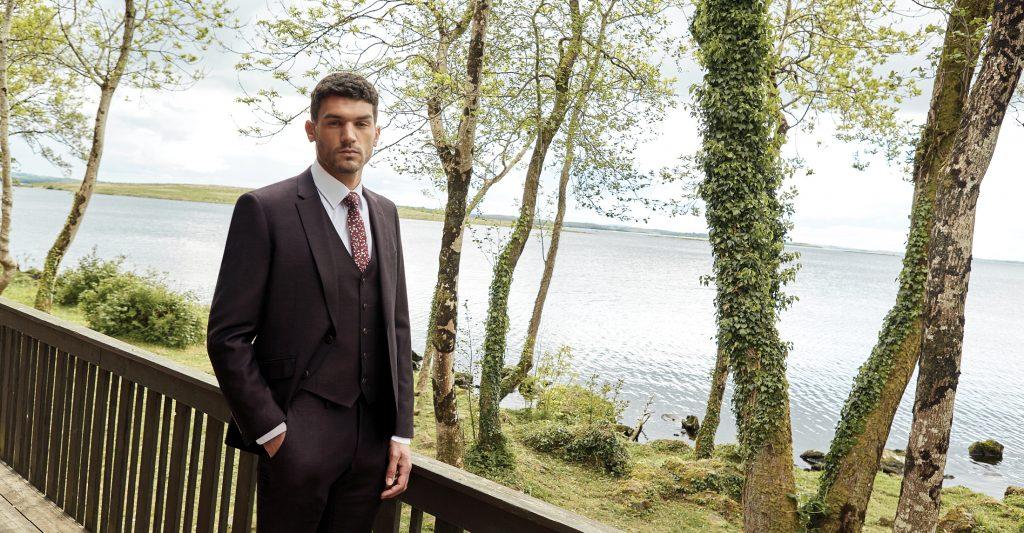 douglas autumn winter menswear suit