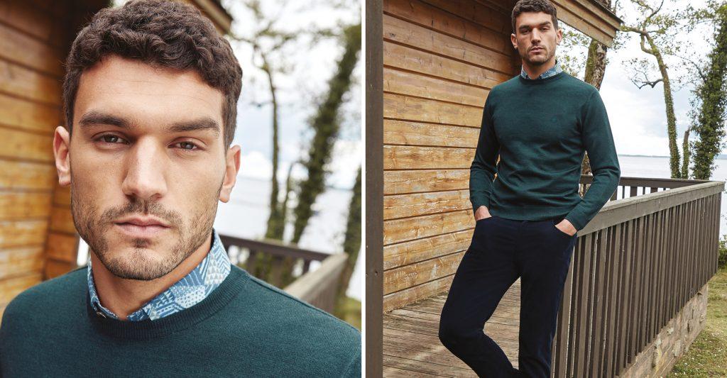 douglas autumn winter menswear jumper knitwear