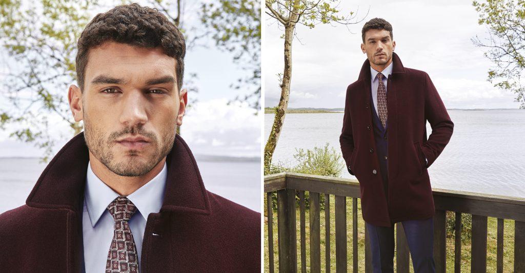 douglas autumn winter menswear coat